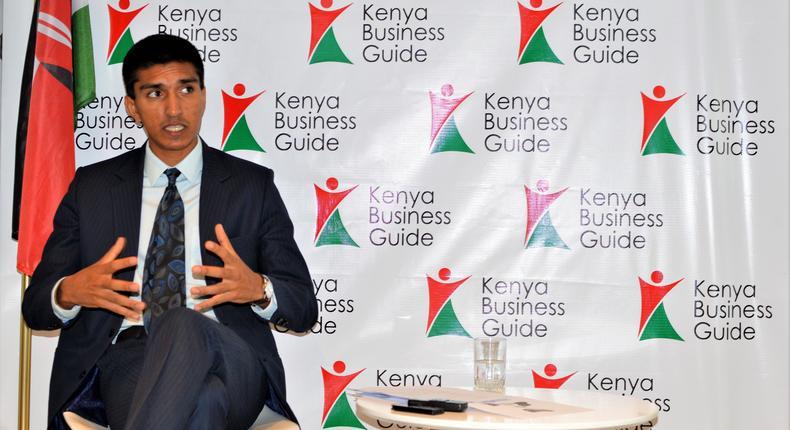 Mr Sahil S.R. Shah, Lead - Economic Development Portfolio, Kenya and Ethiopia. (courtesy)