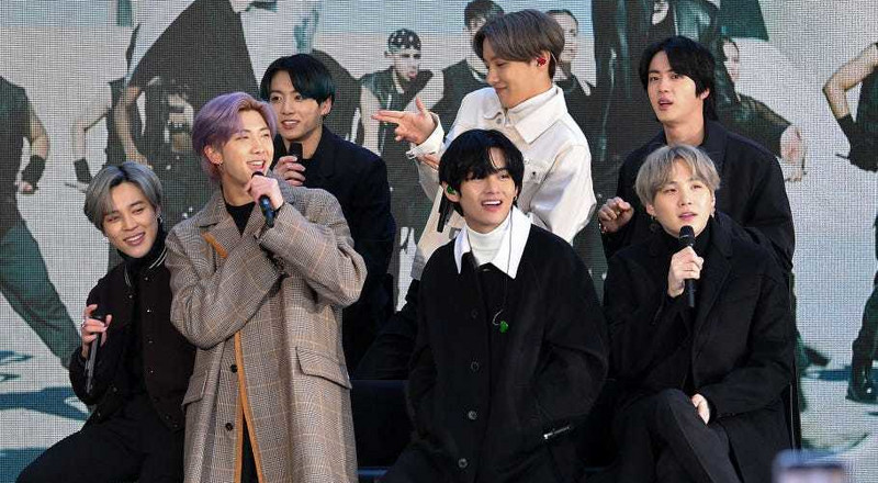 McDonald's says it will sell a BTS meal inspired by the iconic boy band in 50 countries