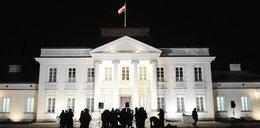 Prezydent żegna Tuska... Jest impreza?