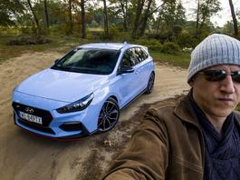 Hyundai i30 N Performance - Robert testuje