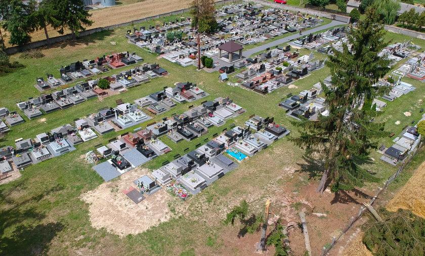 Już wkrótce na cmentarzach pojawiąsię zniczomaty
