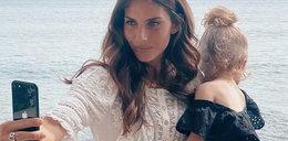 Krytykują Rosati za to, jak wychowuje córkę. Aktorka odpowiada