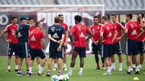 Drużyna Bayernu Monachium bawi się w Chinach