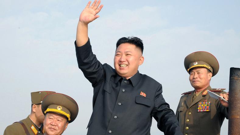 Kim Dzong Un i wojskowi - prawdziwa ostoja jego władzy w Północnej Korei