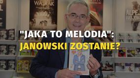 """Nowe oświadczenie Roberta Janowskiego. Nie odejdzie z """"Jakiej to melodii?""""?"""