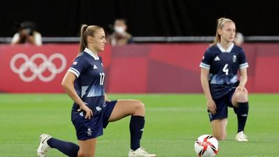 USA women thumped while Dutch score 10 in Olympic football