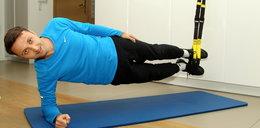 Na odchudzanie i zdrowe plecy – trening TRX