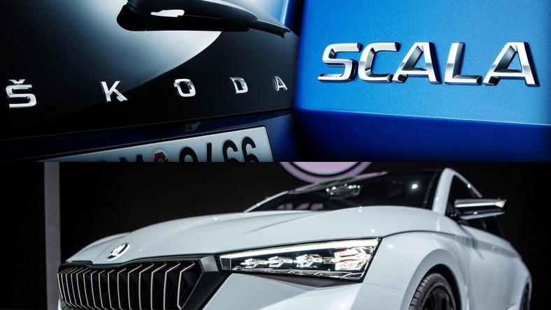 Skoda SCALA jak Vision RS?