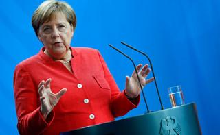 Izrael: Merkel podkreśla 'trwałą odpowiedzialność' Niemiec za antysemityzm