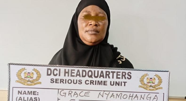 Lang'ata Women Prison Senior Sergeant linked to conning Job seekers Surrenders