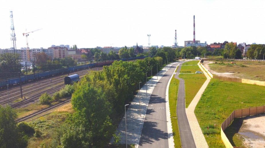 Nowa ulica oddana do użytku. Kosztowała prawie 3,3 mln zł