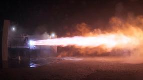 SpaceX odpaliło marsjańską rakietę
