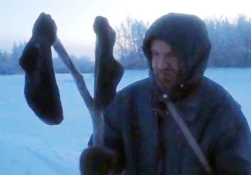 Zimno? Tam jest zimno! Co dzieje się przy -52 stopniach?