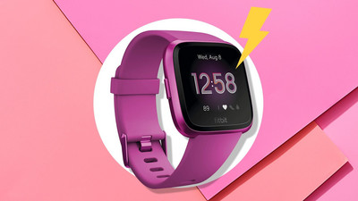 The Fitbit Versa Lite Smart Watch Is On Sale For $60 Off On Amazon Today