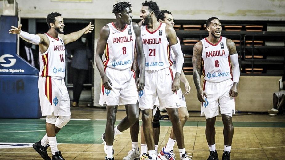 Reprezentacja Angoli