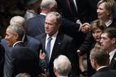 Barak Obama Džordž Buš Džon Mekejn EPA SHAWN THEW