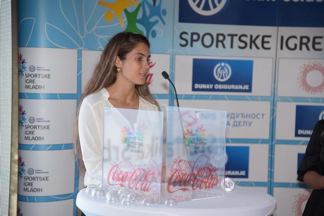 Zreb za Drzavno finale Dunav osiguranje Sportskih igara mladih Srbije 3