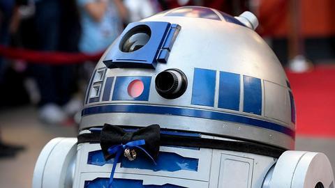 """R2-D2 występuje w """"Gwiezdnych wojnach"""" od pierwszej części sagi"""