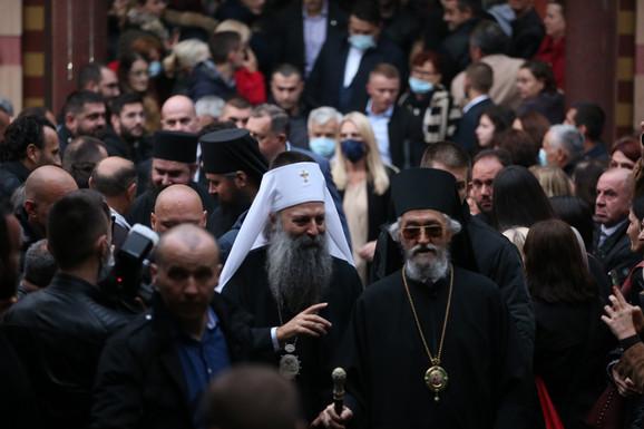 Patrijarh Porfirije u Banjaluci: U Srpskoj se desilo čudo, vera se probudila iz pepela