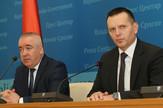 Dragan Lucak ministar unutrasnjih poslova RS Darko Culum direktor policije RS