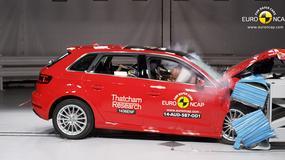 Cztery modele w nowym teście Euro NCAP