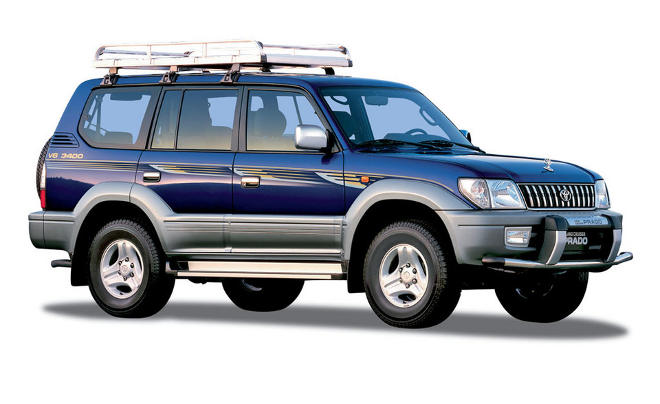 Toyota Land Cruiser 90