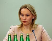 Andżelika Możdżanowska w przeszłości była członkinią PSL, obecnie jest posłanką niezrzeszoną