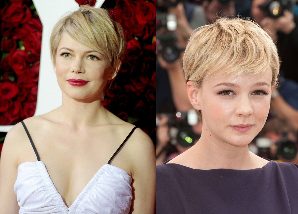 Michelle Williams i Carey Mulligan