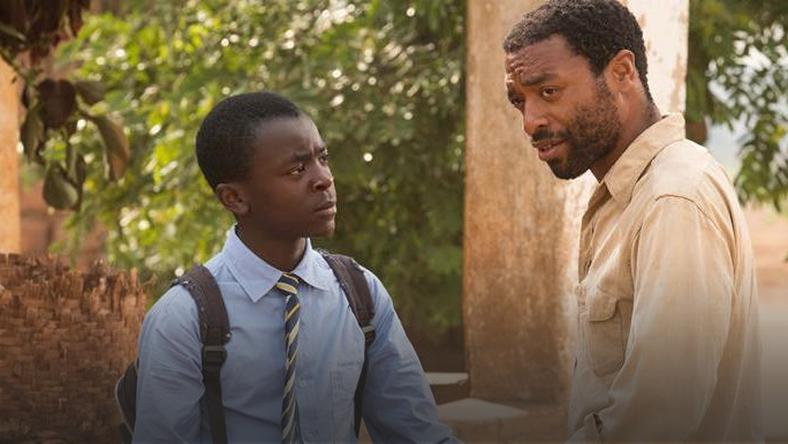 Chiwetel Ejiofor in 'The boy who harnessed wind'