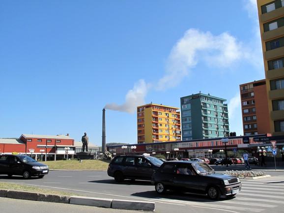 Zagađenje vazduha u Boru