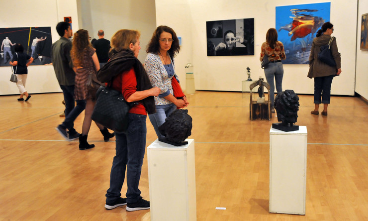 nis Galerija Srbija Noc muzeja K Kamenov4