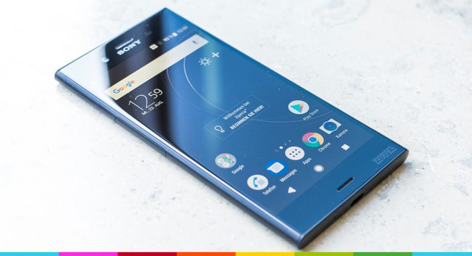 Hands-on: Sony Xperia XZ1 mit 3D-Scan und Android Oreo