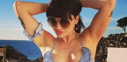 Piękna pięściarka pokazała zdjęcia w bikini. Co za ciało!