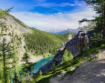 Park narodowy Banff to jedno z najpiękniejszych miejsc w Kanadzie