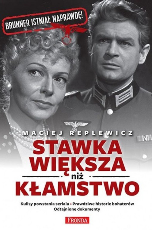 """Maciej Replewicz, """"Stawka większa niż kłamstwo"""", Fronda 2015"""