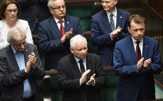 Terlecki: Na kongresie PiS nie przewidujemy żadnych gruntownych zmian
