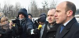 Borys Budka o wypadku Szydło. Kierowca seicento się nie przyznał