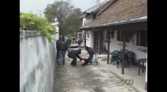 Policija hapsi jednog od dilera iz Zemuna