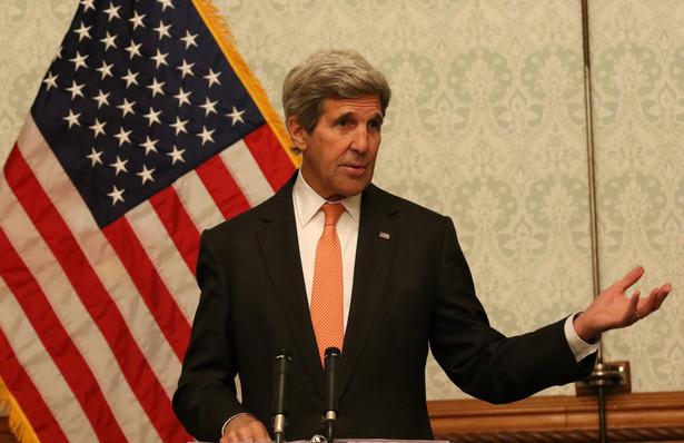 Kerry w sobotę przybył do Hiroszimy na posiedzenie ministrów spraw zagranicznych G7. Jest to bezprecedensowa wizyta szefa amerykańskiej dyplomacji w tym mieście.