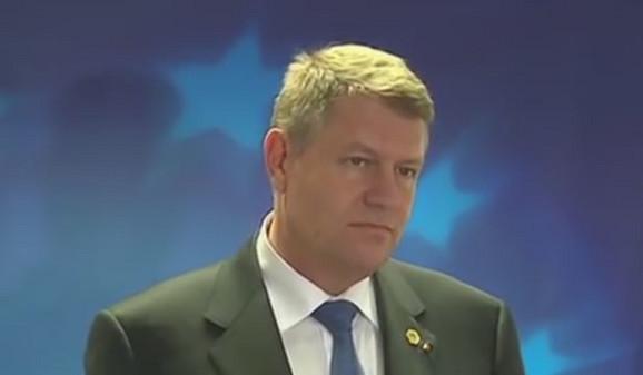 Klaus Johanis, predsednik Rumunije
