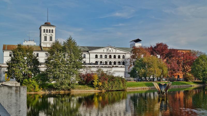 Centralne Muzeum Włókiennictwa, Łódź