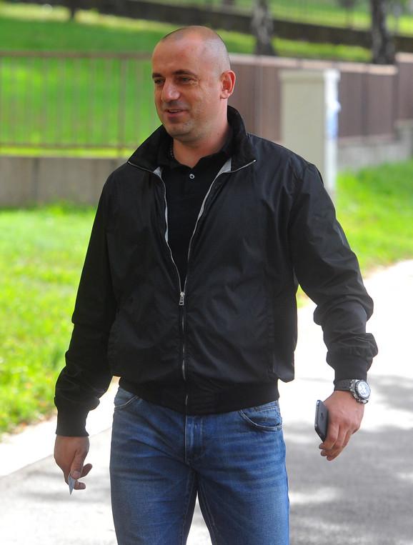 Milan Radoičić (arhivska fotografija)