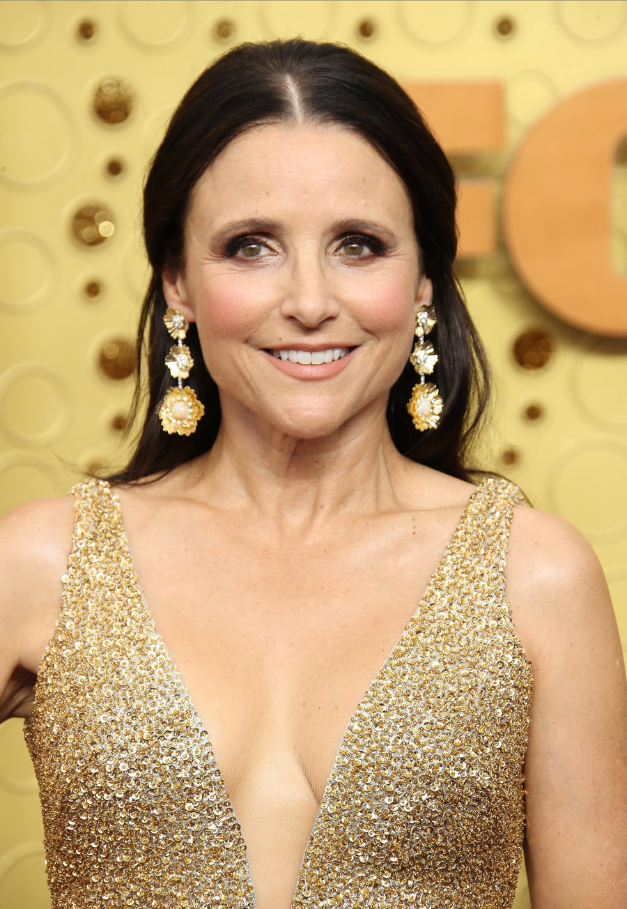 Julia Louis-Dreyfus, Emmy 2019 / Dan MacMedan / GettyImages