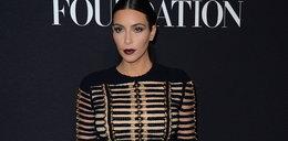 Drapieżna Kim Kardashian