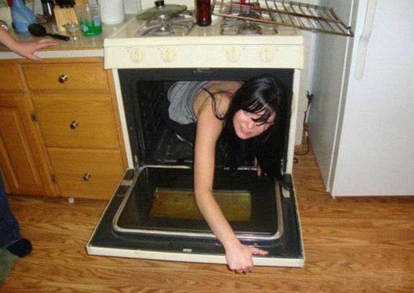 Kucharki, sprzątareczki