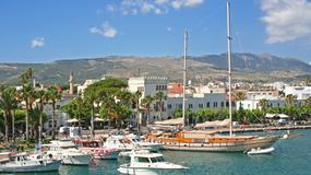 Uroki greckiej wyspy Kos