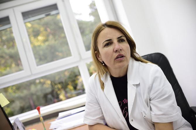 dr sci med Marija Branković