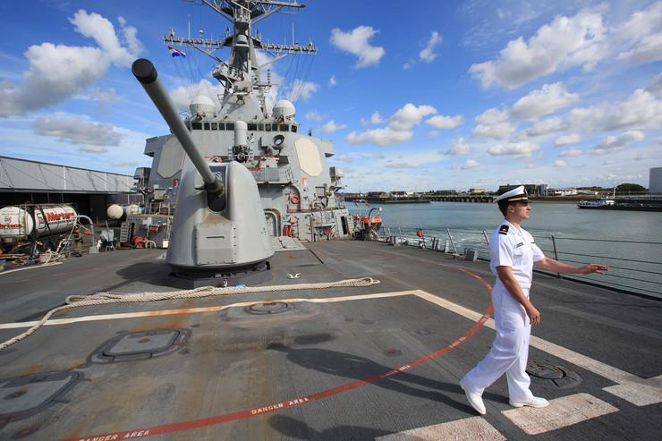 Ratna mornarica, Sad, usa navy