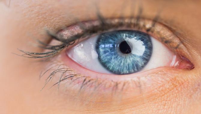 izlaske plavih očiju