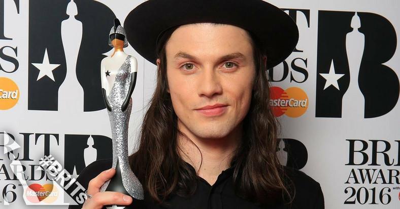 James Bay wyróżniony Brit Awards 2016